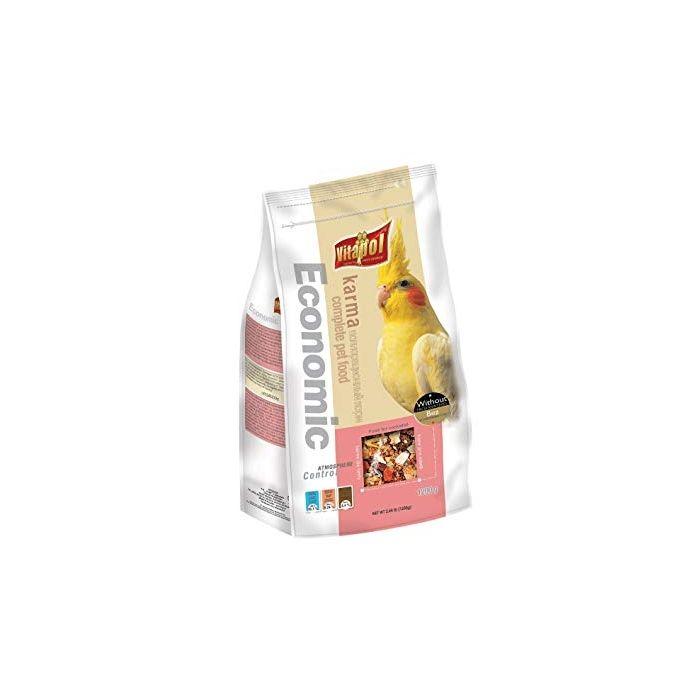 Vitapol Mangime Completo per Calopsitte 1,2Kg