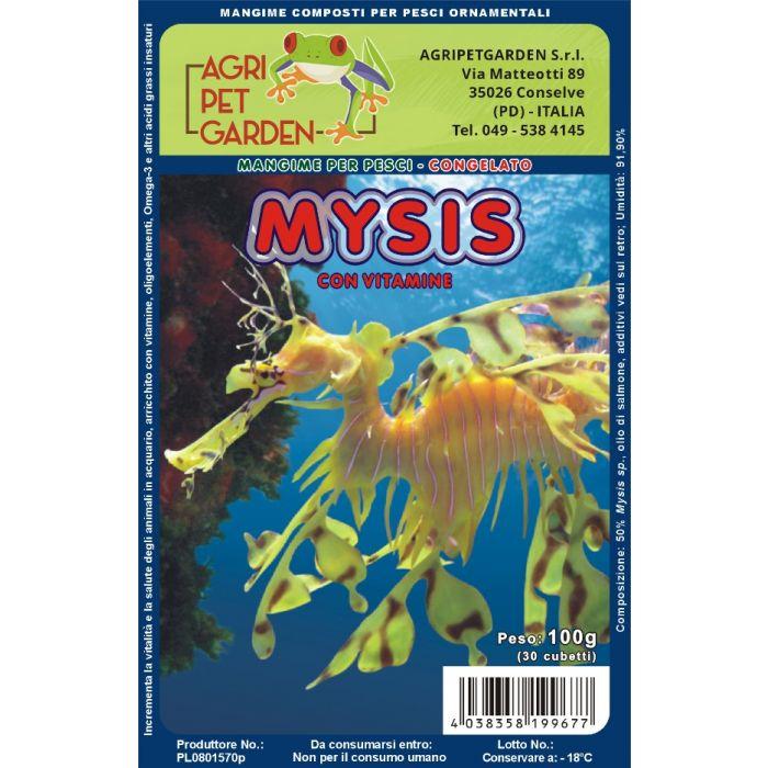 Mysis Congelato In Blister 100gr.