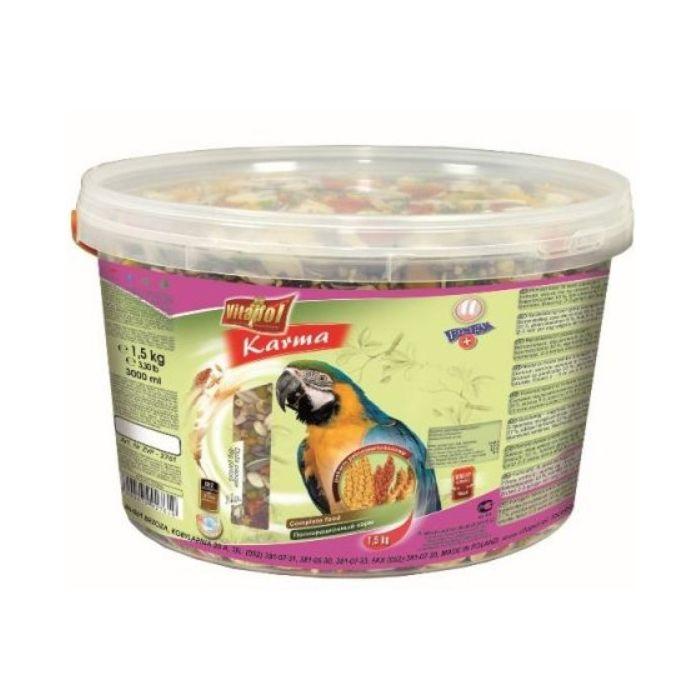 Vitapol Mangime per grandi pappagalli 1,5Kg