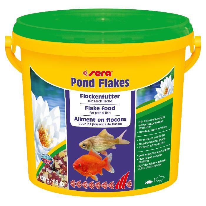 Sera Pond Flakes 3800 ml (600 gr)