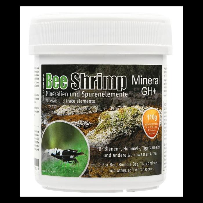 SaltyShrimp Bee Shrimp Mineral GH+