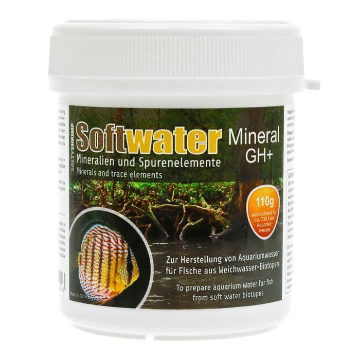 SaltyShrimp Softwater Mineral GH+