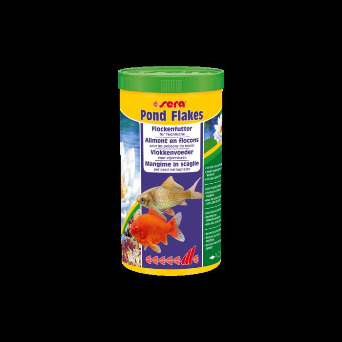Sera Pond Flakes 1000 ml (180 gr)