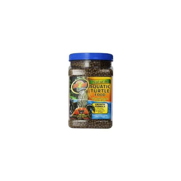 Zoomed Aquatic Turtle Food (crescita) 1,53kg