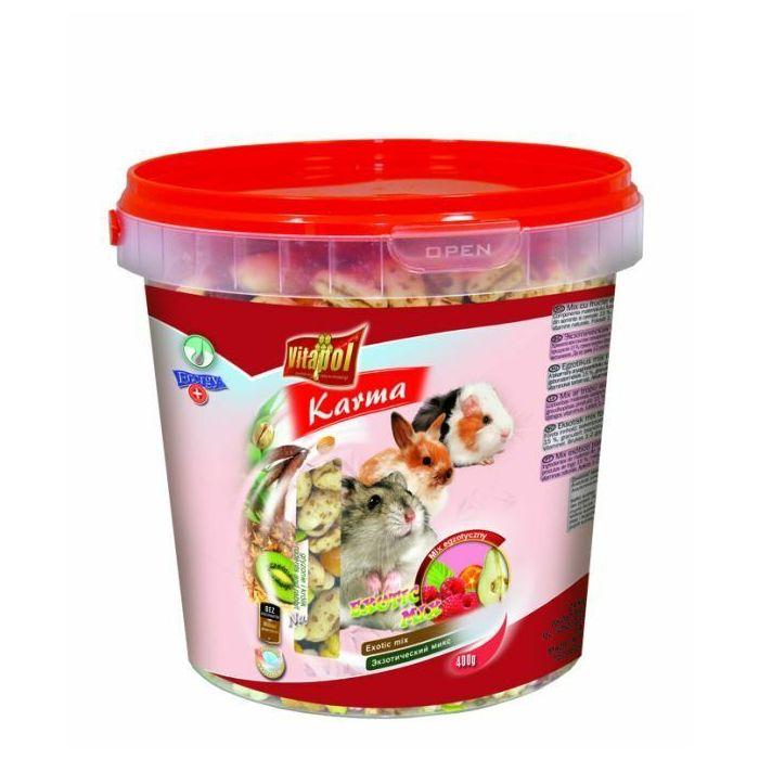 Vitapol Mix esotico per Roditori e Conigli 500gr