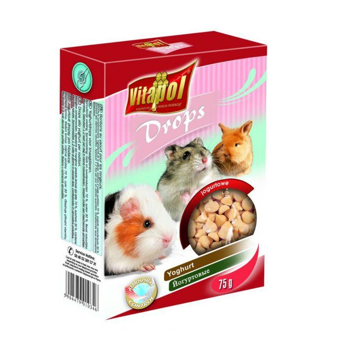Vitapol Menu Drops Yogurt 75gr