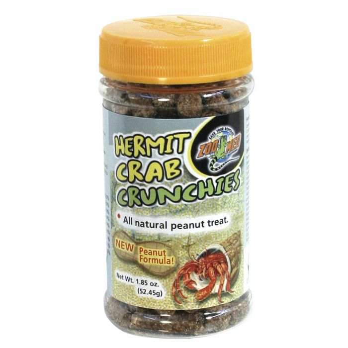 Zoomed Hermit Crab Peanut Crunchies 52gr
